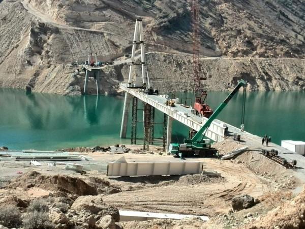 پل کابلی کارون 4
